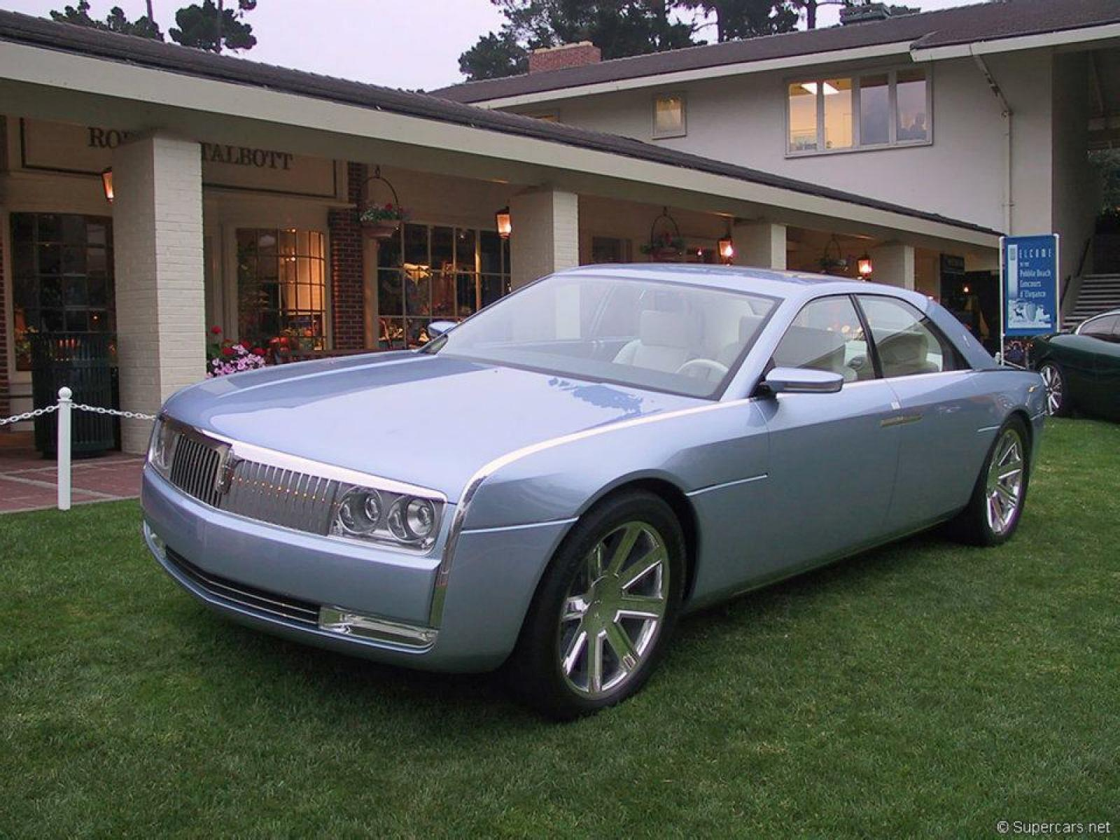 2000 Lincoln Continental Information And Photos