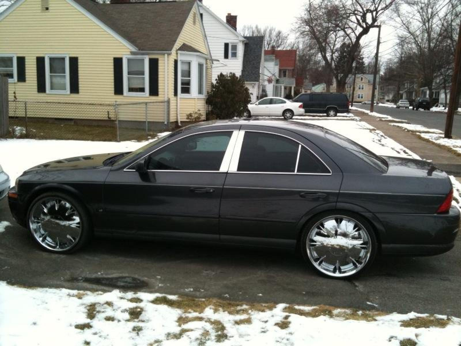 2000 Lincoln Ls Information And Photos Zombiedrive