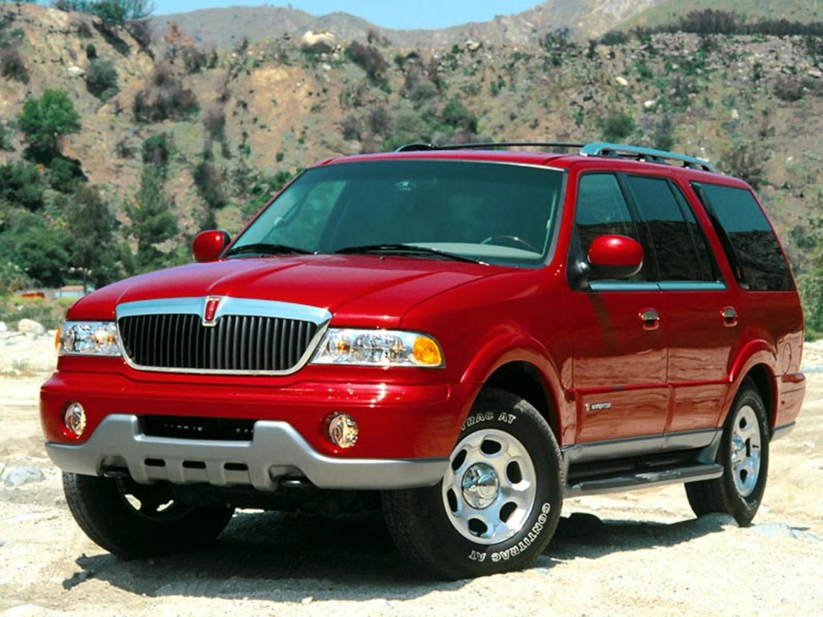 2000 lincoln navigator information and photos zombiedrive. Black Bedroom Furniture Sets. Home Design Ideas