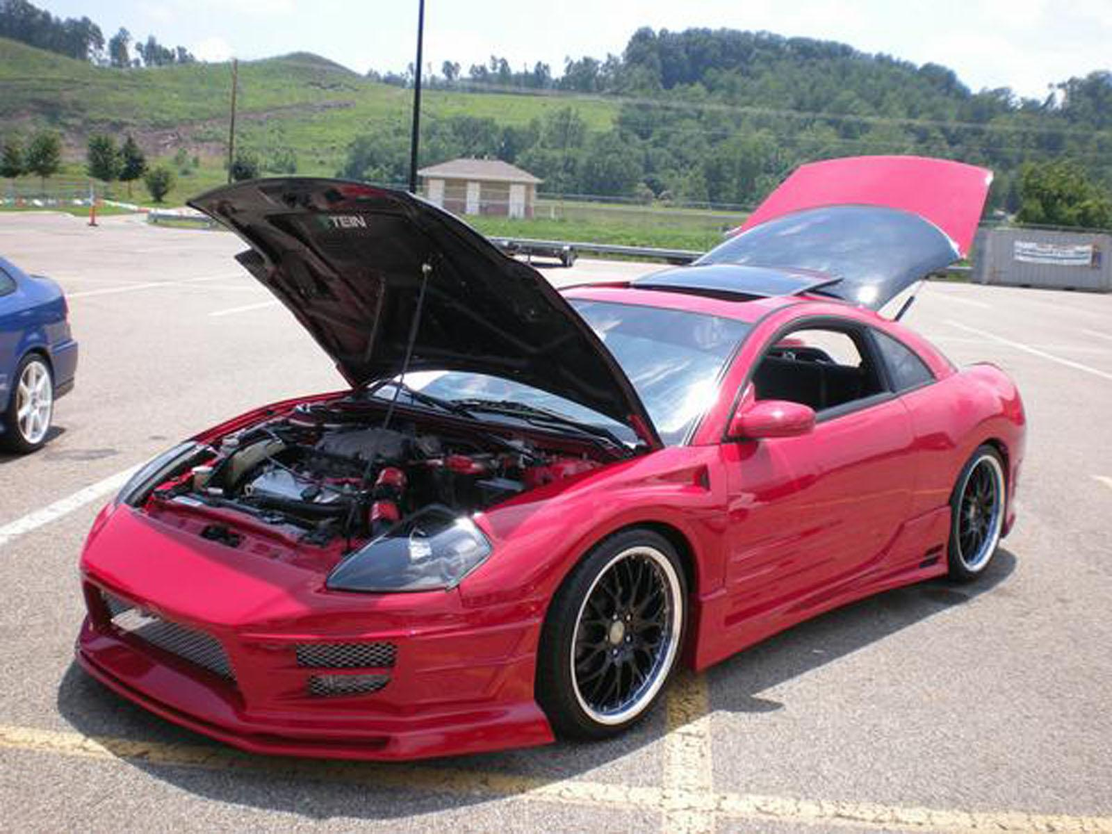 2000 mitsubishi eclipse information and photos zombiedrive
