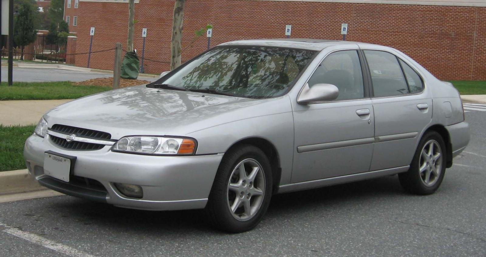 2000 Nissan Altima - Information and photos - ZombieDrive