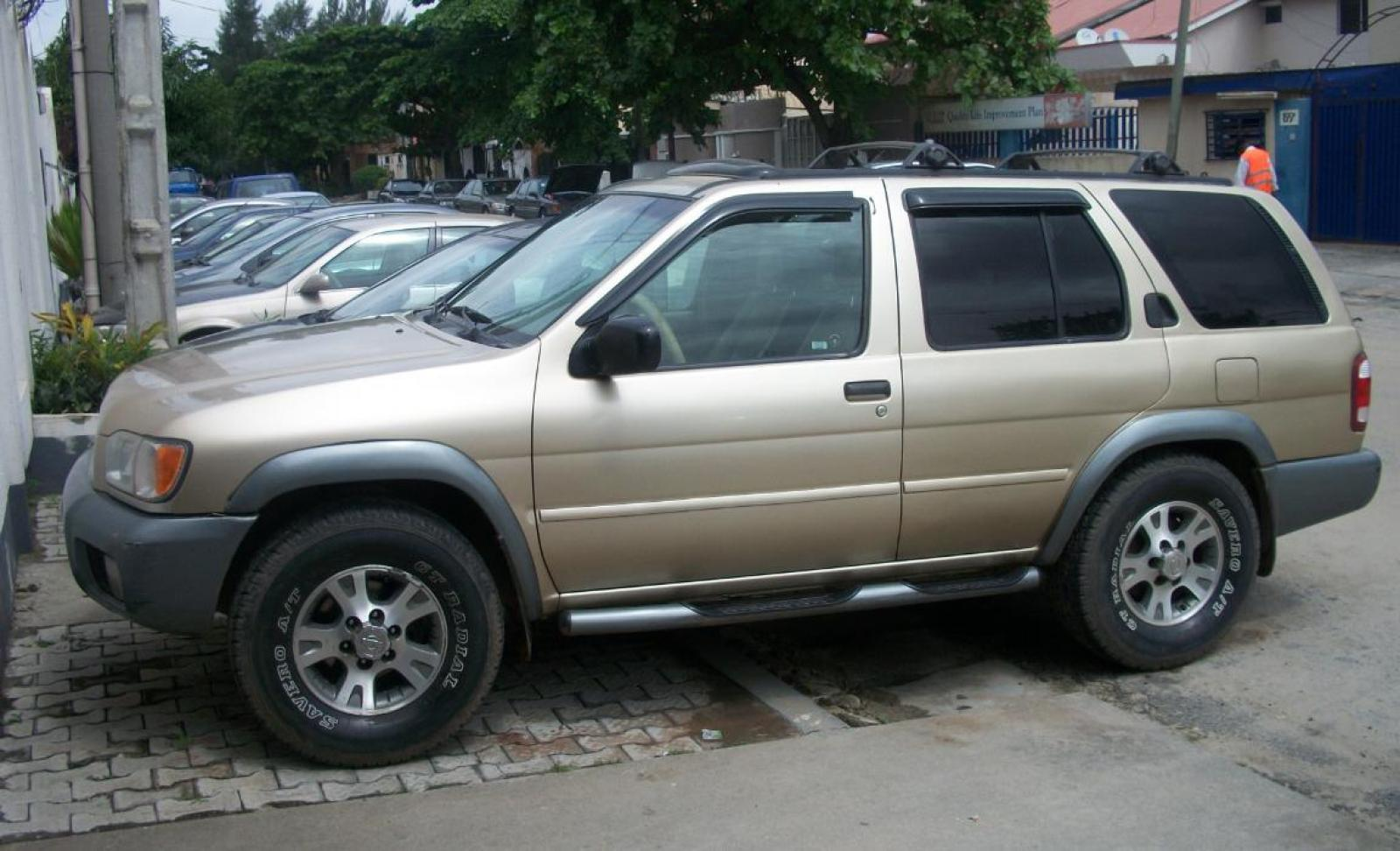 2000 Nissan Pathfinder #1 800 1024 1280 1600 origin