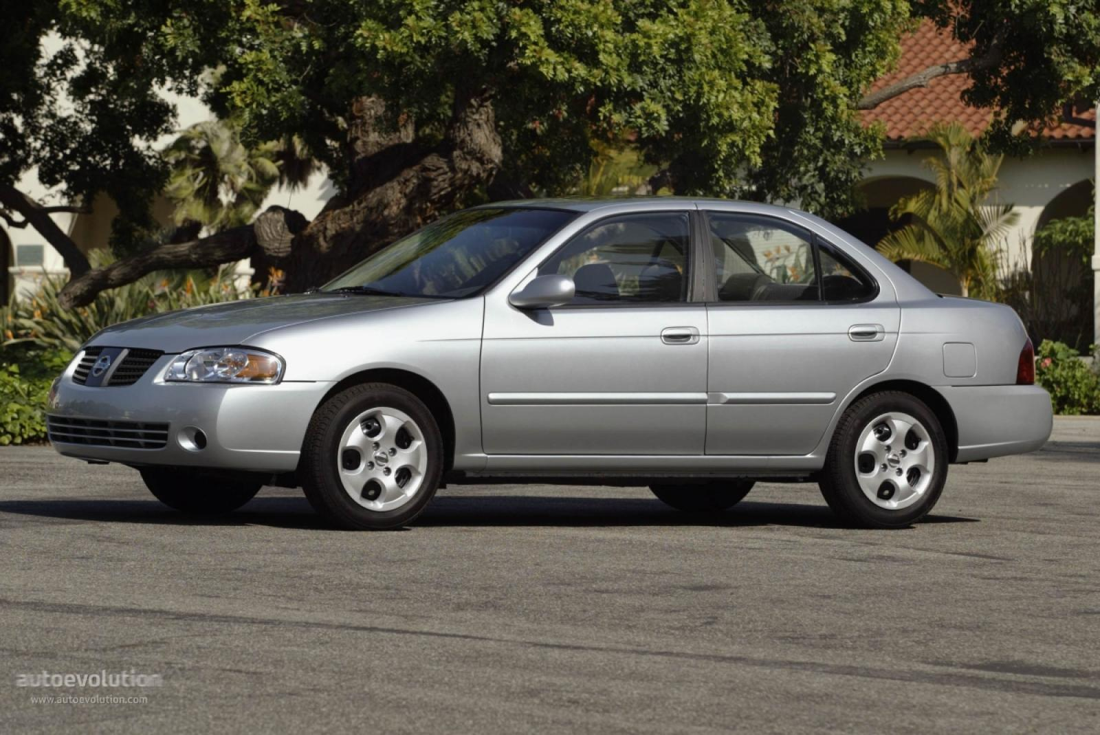 2000 Nissan Sentra  Information and photos  ZombieDrive