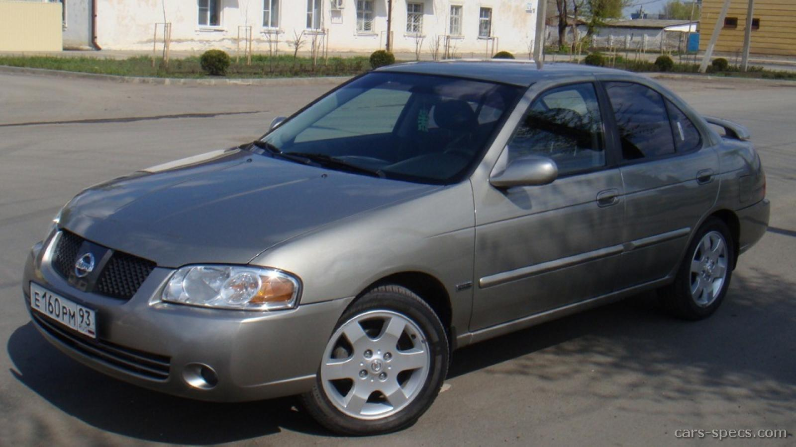 2000 Nissan Sentra - Information and photos - ZombieDrive