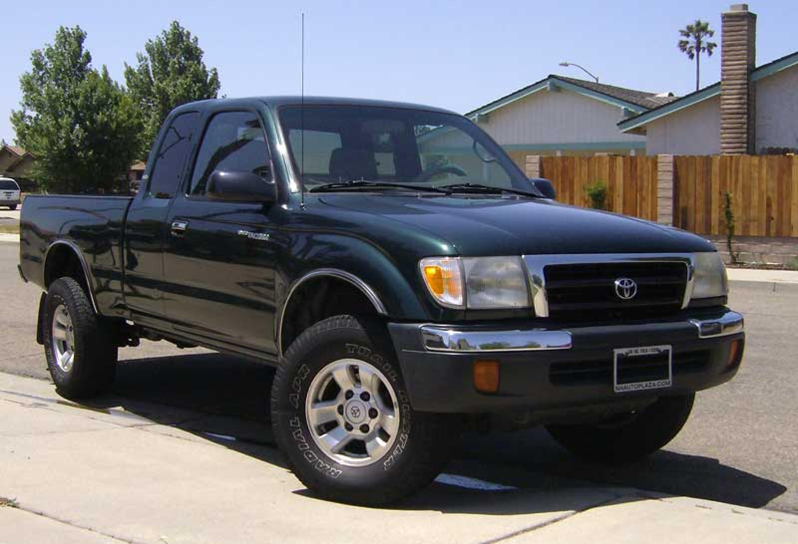 Image result for toyota tacoma 2000