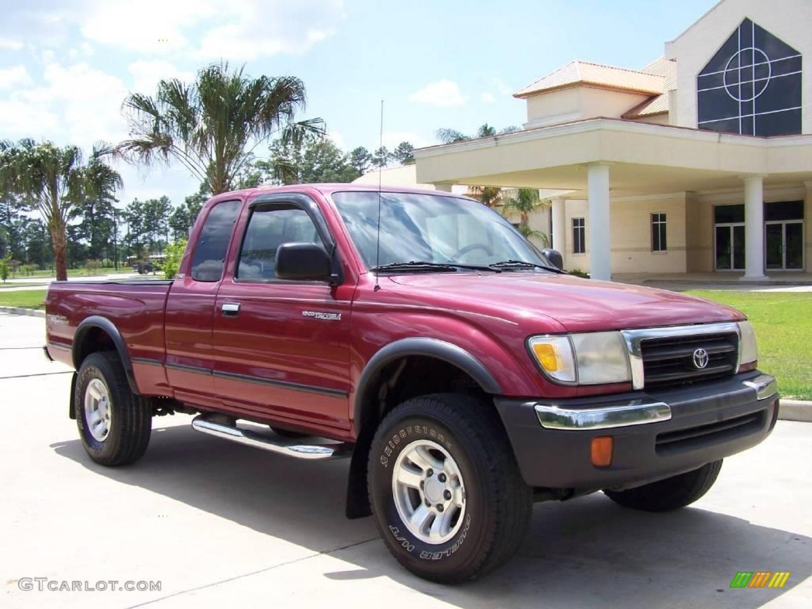 800 1024 1280 1600 Origin 2000 Toyota Tacoma ...