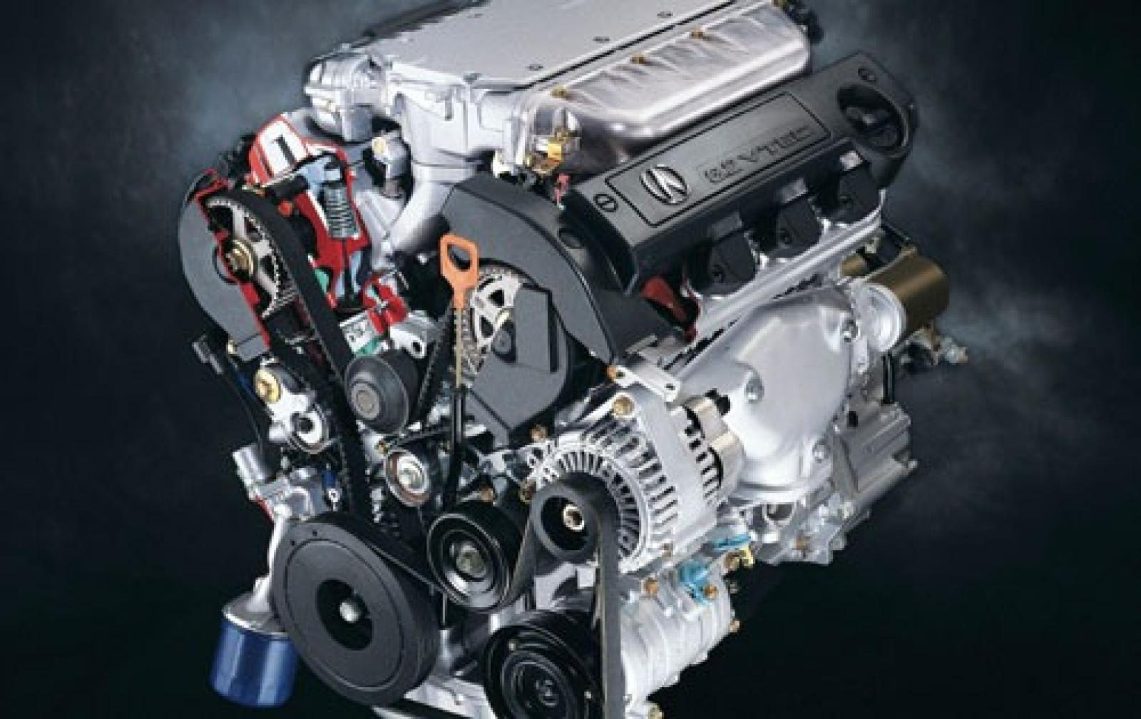 Acura TL Information And Photos ZombieDrive - 2000 acura tl engine
