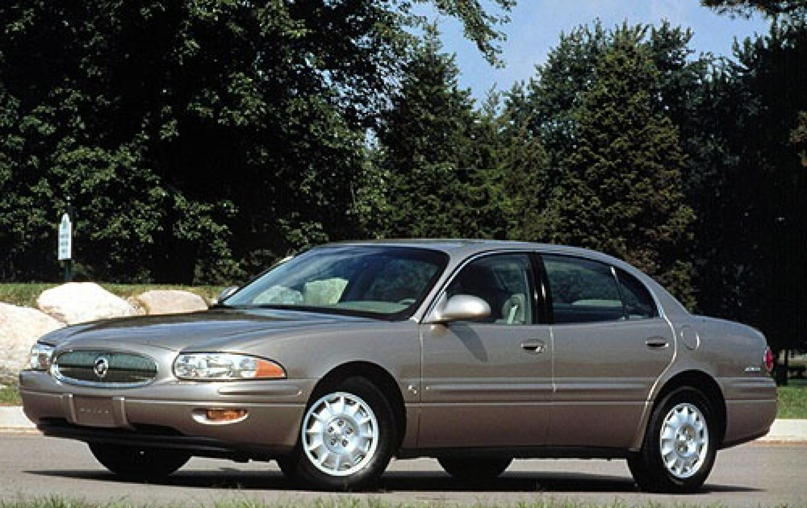 2005 buick lesabre information and photos zombiedrive. Black Bedroom Furniture Sets. Home Design Ideas
