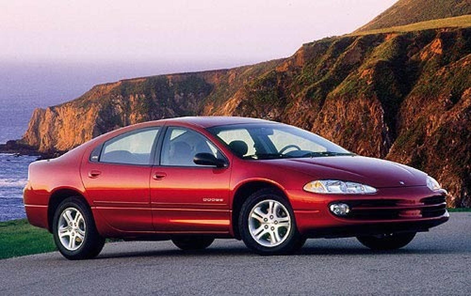 2000 dodge intrepid information and photos zombiedrive. Black Bedroom Furniture Sets. Home Design Ideas
