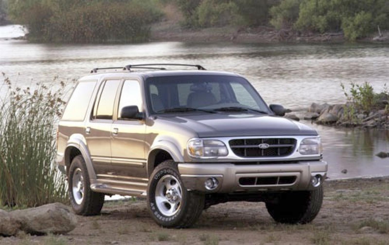 2000 Ford Explorer #5