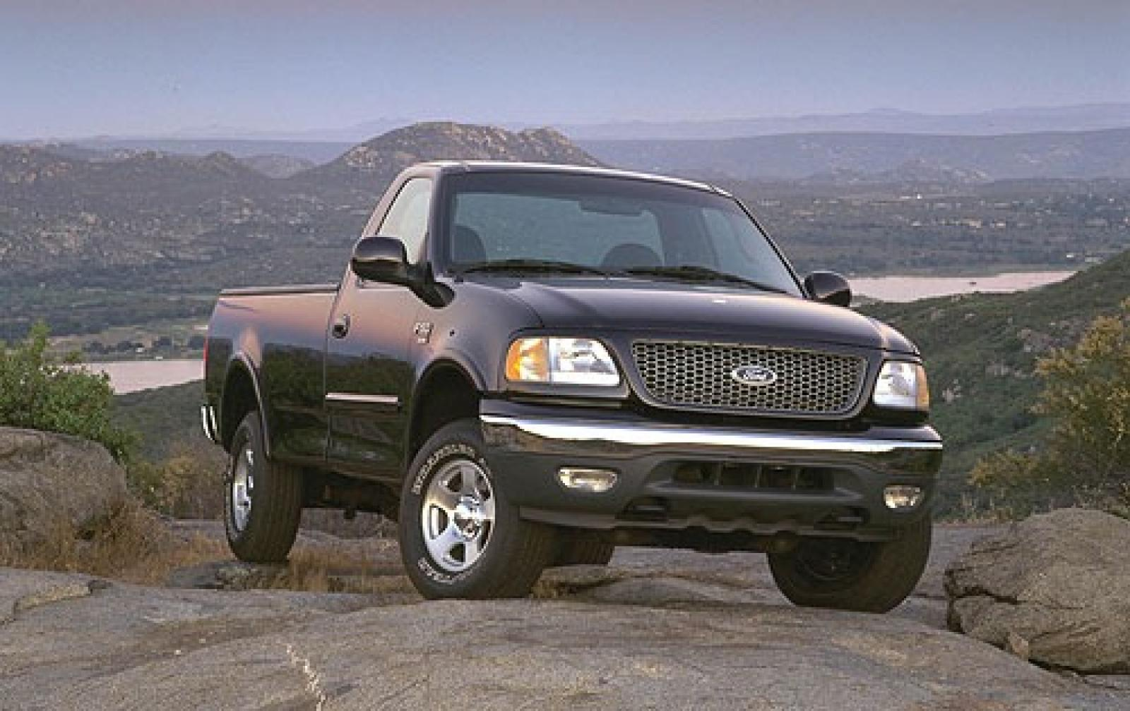 2000 Ford F-150 - Information And Photos