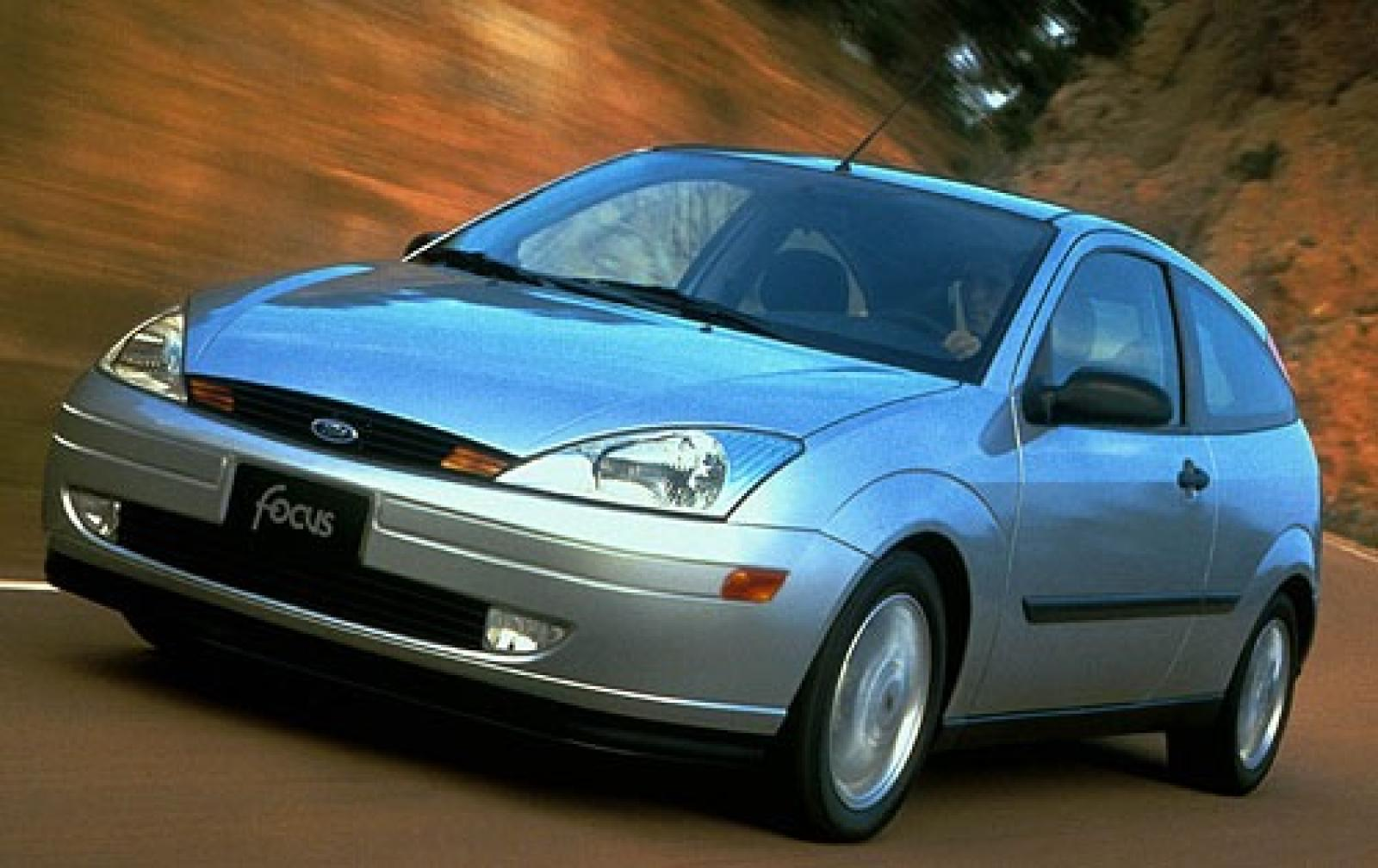 2003 ford focus information and photos zombiedrive. Black Bedroom Furniture Sets. Home Design Ideas