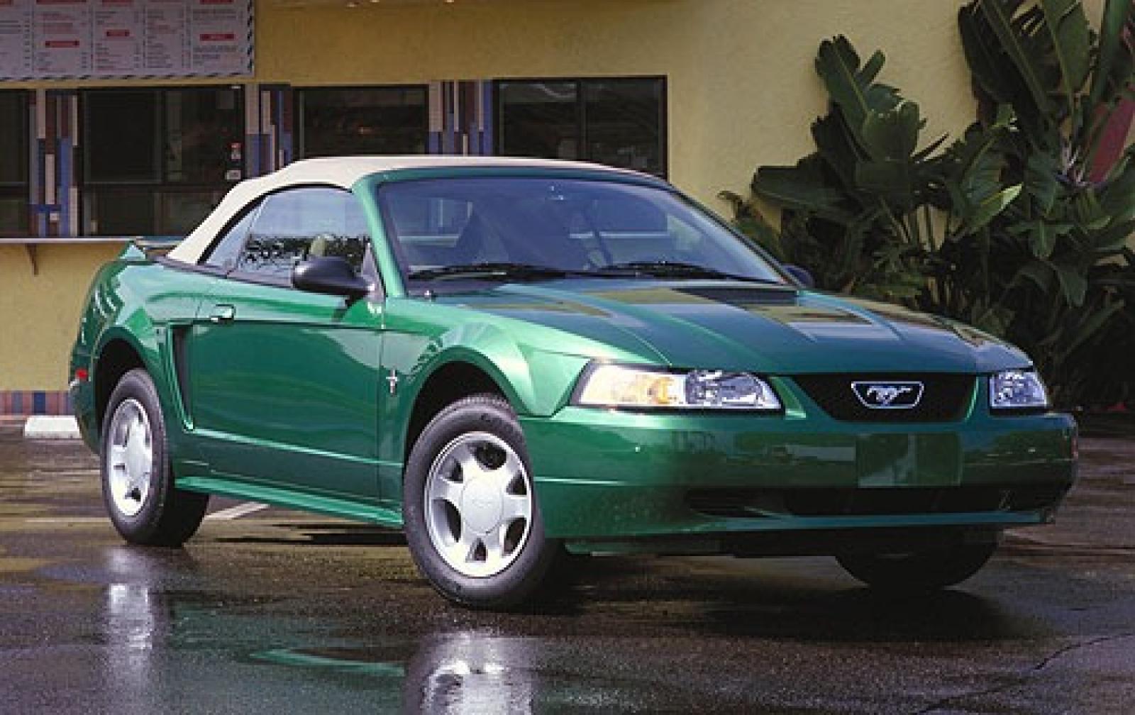 ... 2000 Ford Mustang GT 2dr interior #3 800 1024 1280 1600 origin ...