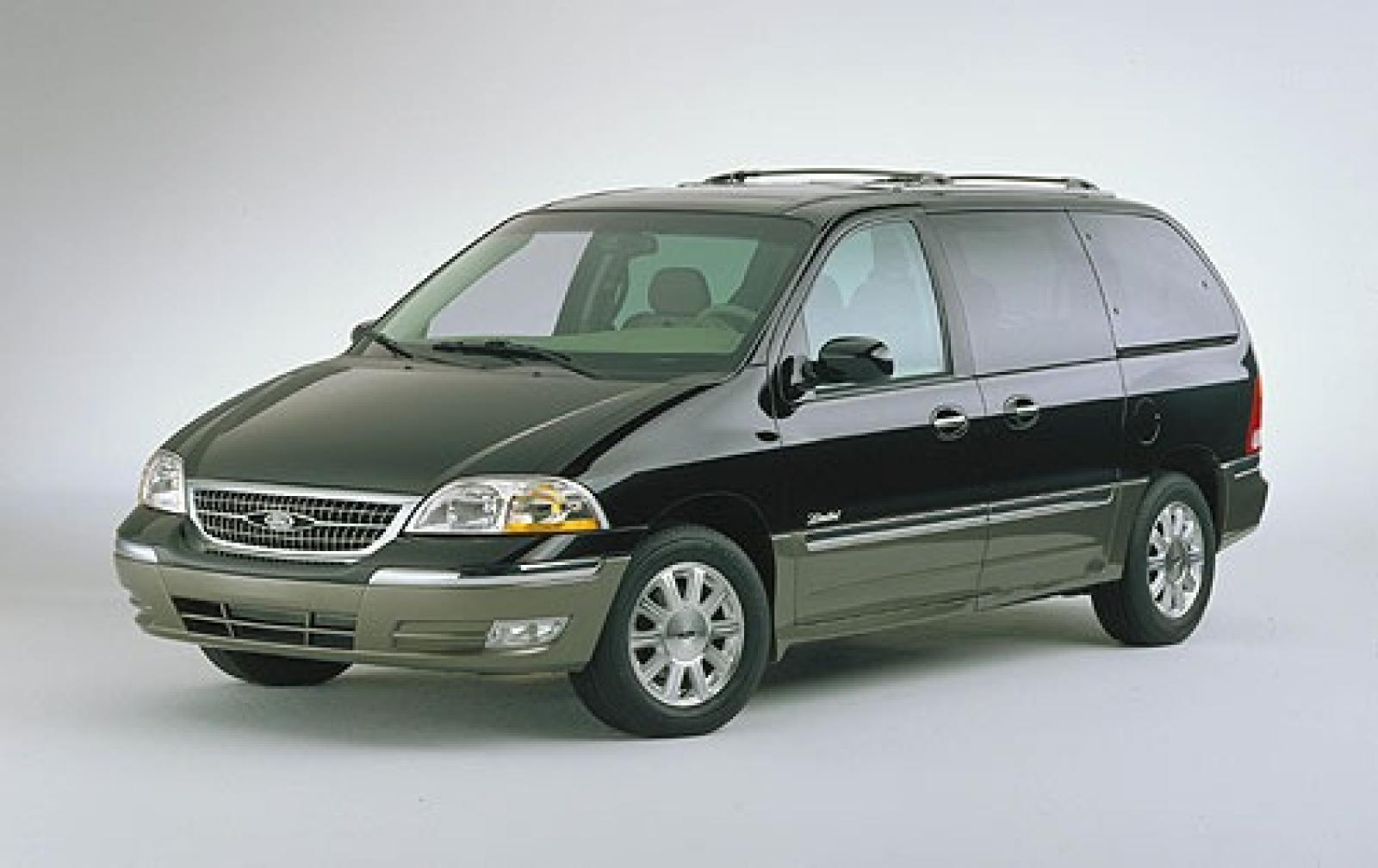 2000 Ford Windstar Information And Photos Zombiedrive