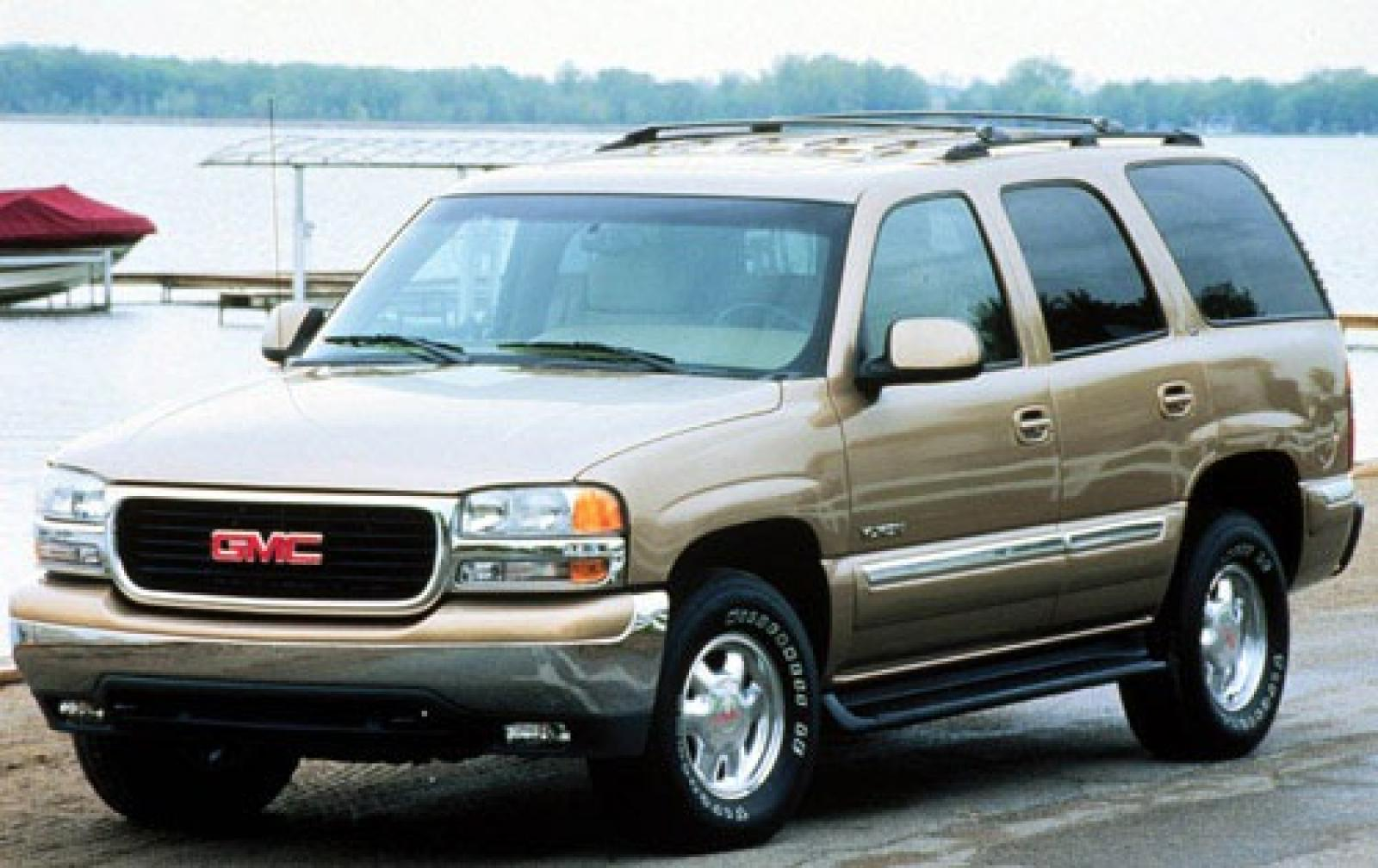 2001 gmc yukon information and photos zombiedrive. Black Bedroom Furniture Sets. Home Design Ideas