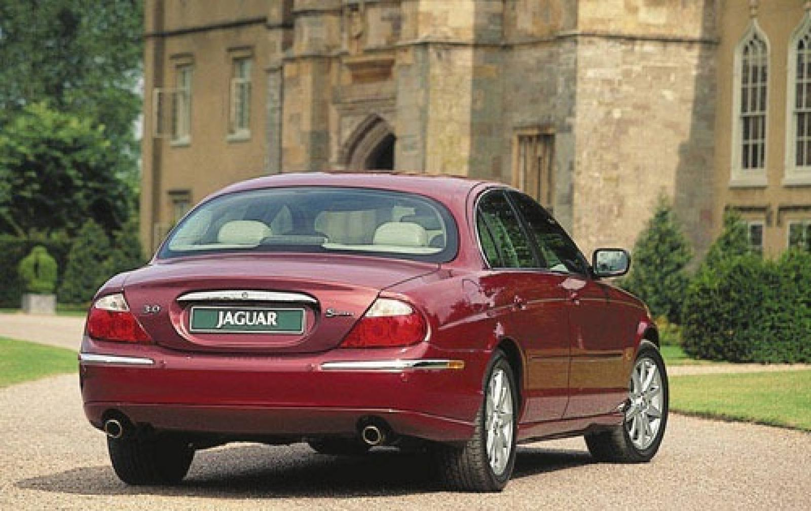 2002 jaguar s type information and photos zombiedrive. Black Bedroom Furniture Sets. Home Design Ideas