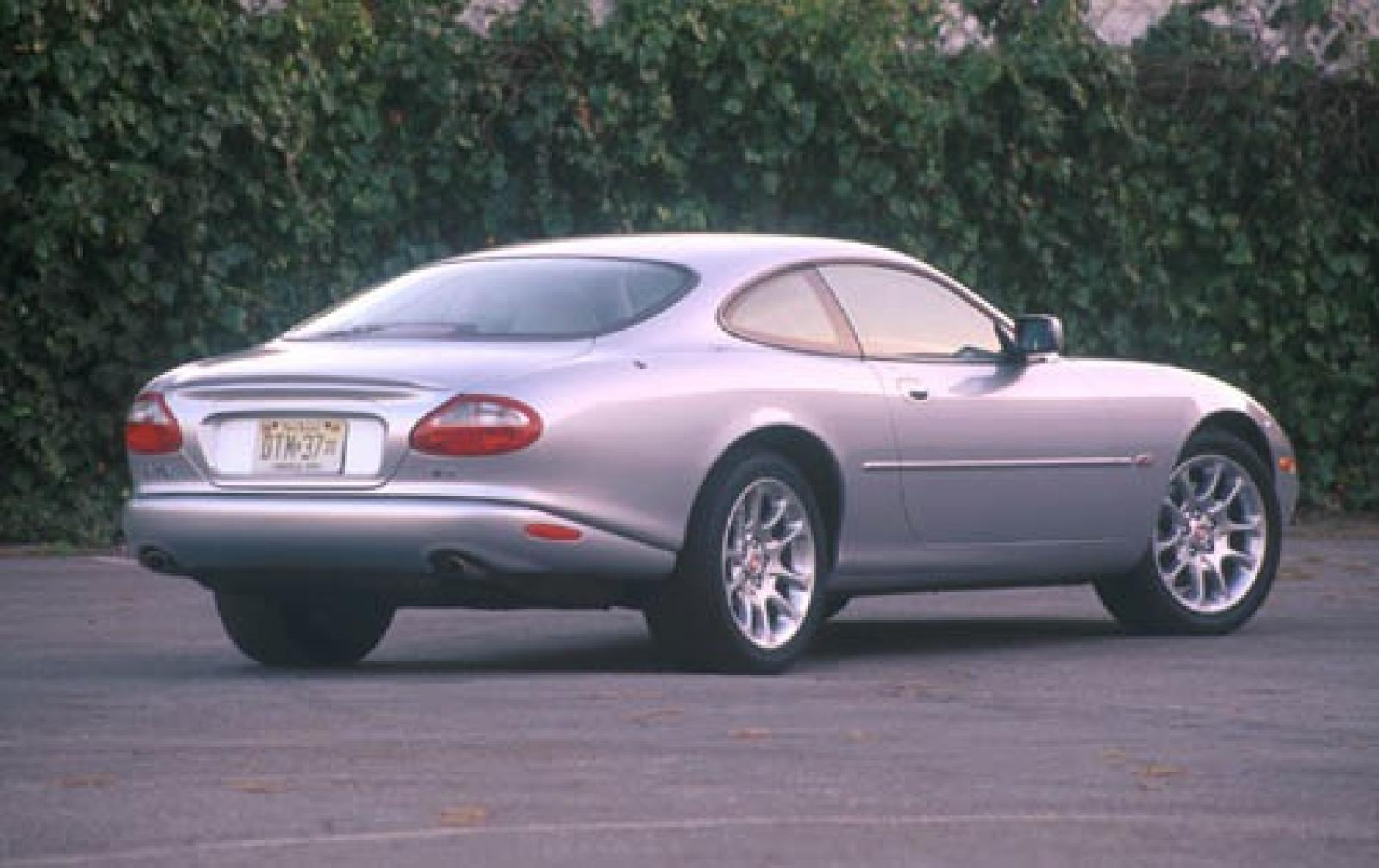 2002 jaguar xk series information and photos zombiedrive. Black Bedroom Furniture Sets. Home Design Ideas