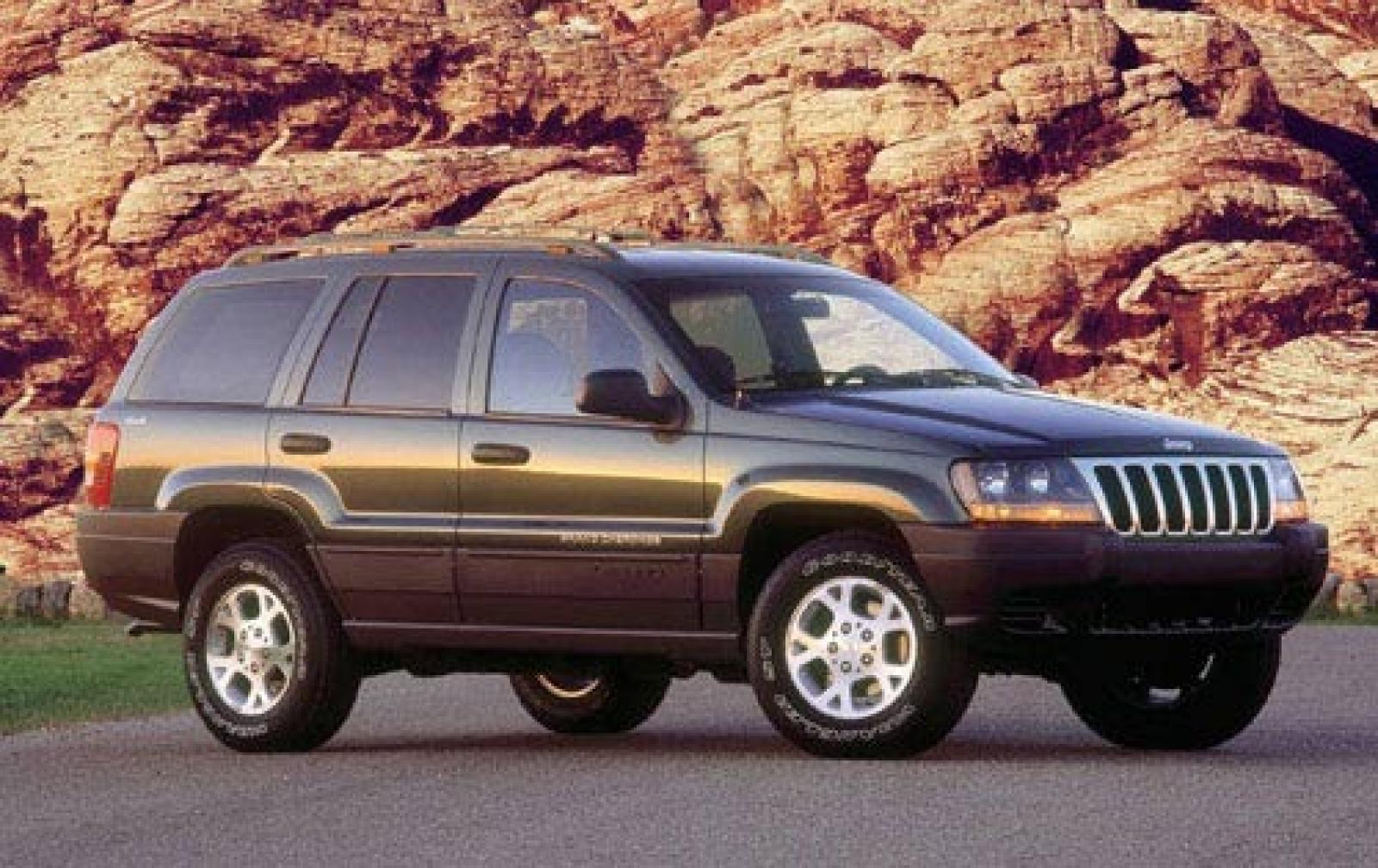 2000 Jeep Grand Cherokee Information And Photos Zombiedrive 1999 Limited Gallery