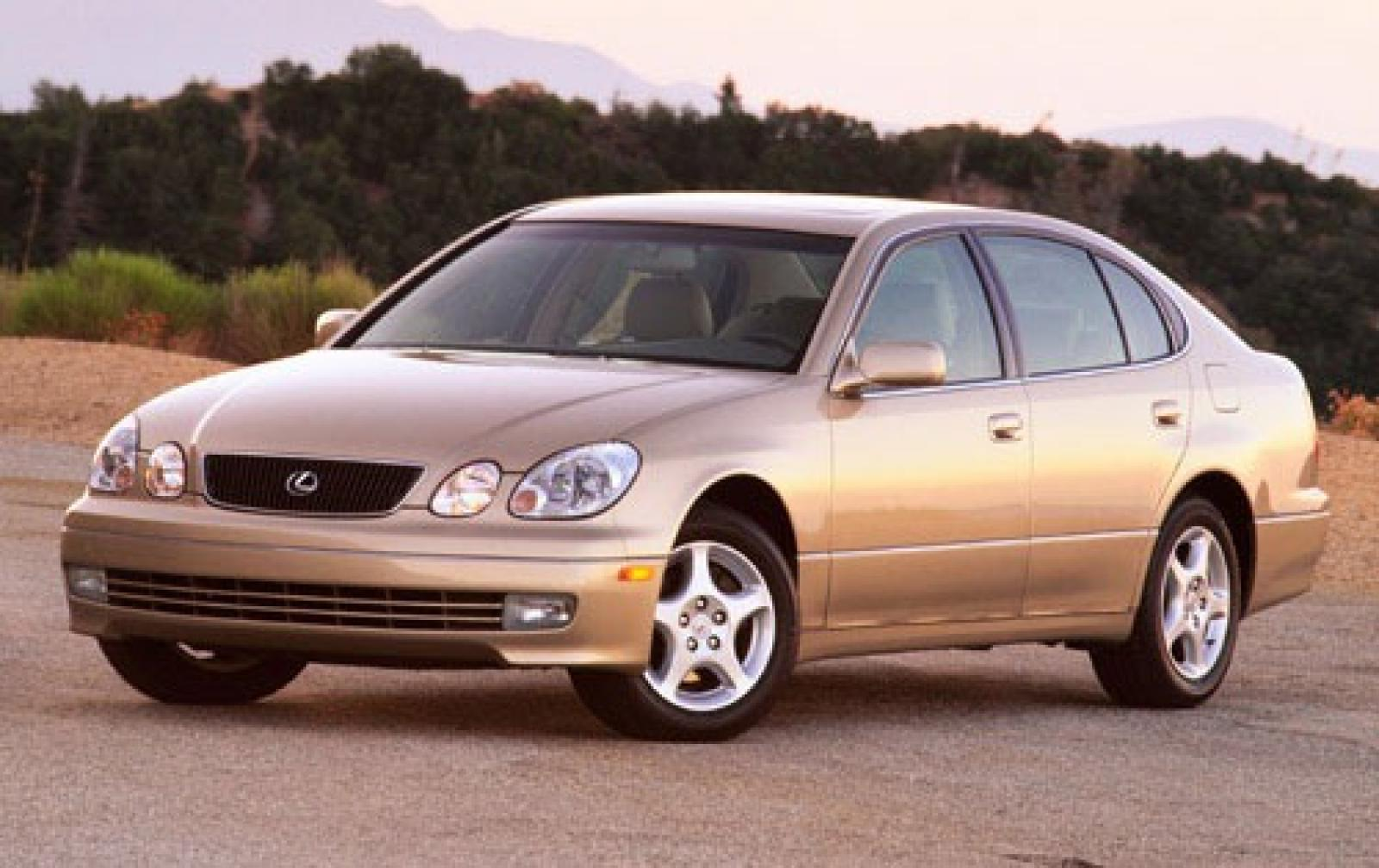 2001 lexus gs 300 - information and photos - zombiedrive