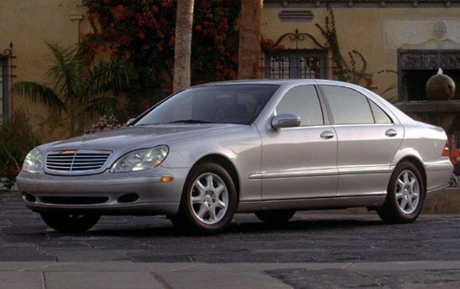 2002 Mercedes-Benz S-Class #1 800 1024 1280 1600 origin