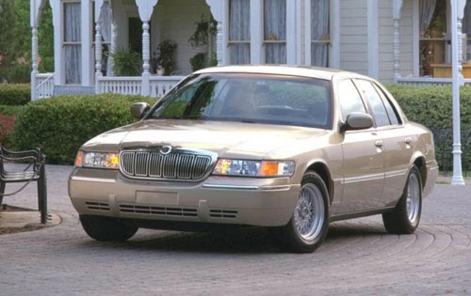 2000 mercury grand marquis information and photos zombiedrive. Black Bedroom Furniture Sets. Home Design Ideas