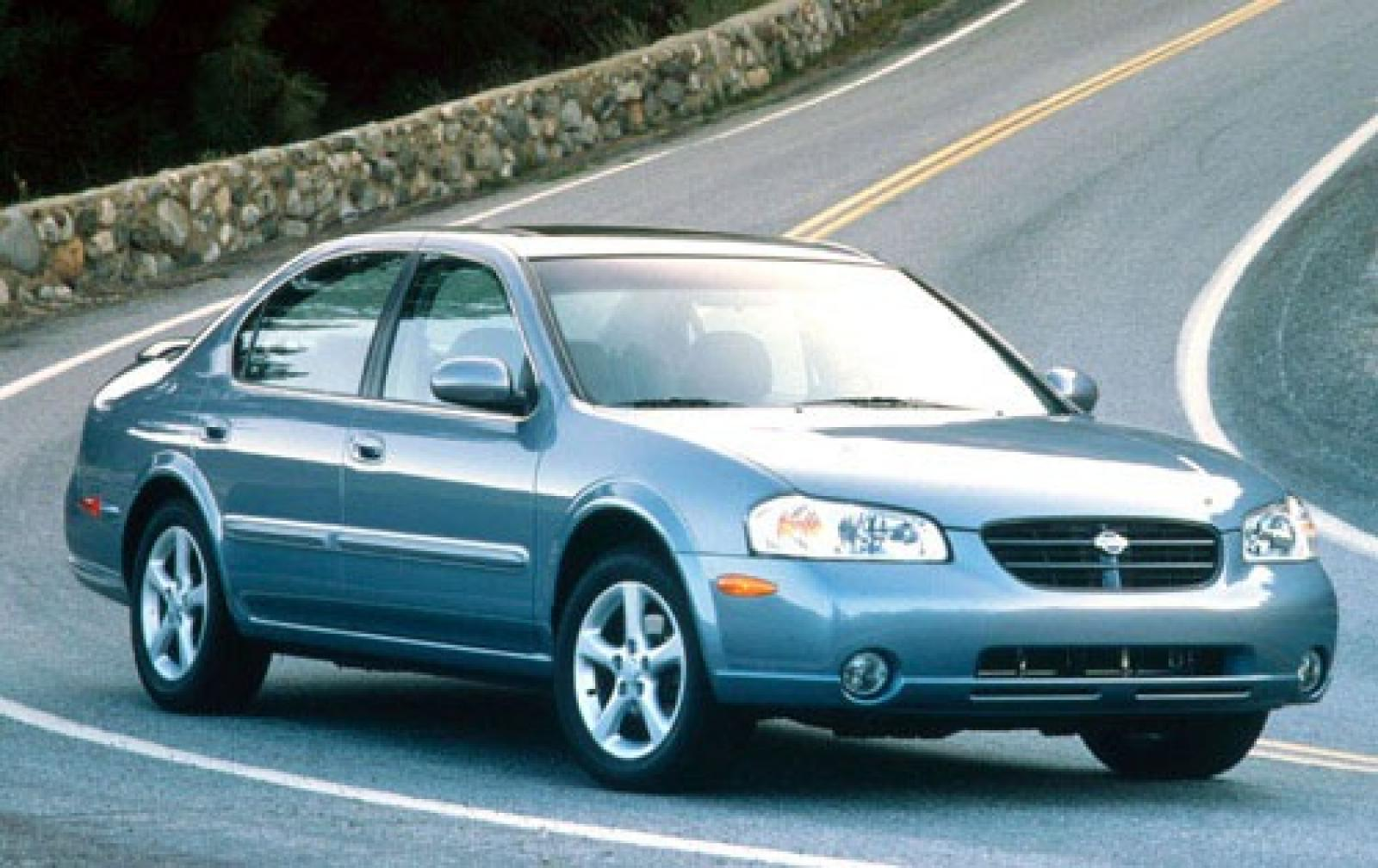 2000 Nissan Maxima Information And Photos Zombiedrive
