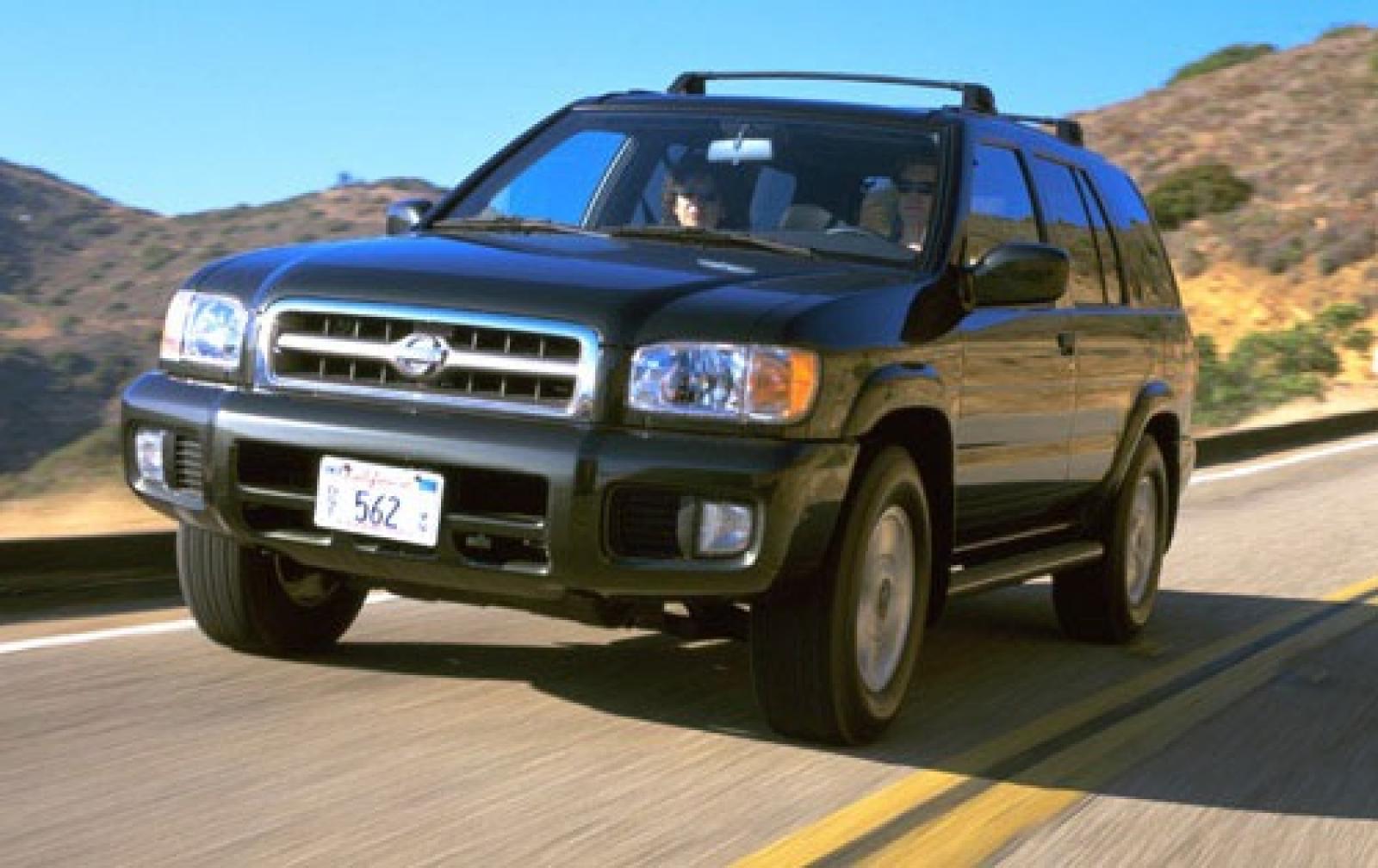 2001 Nissan Pathfinder #1