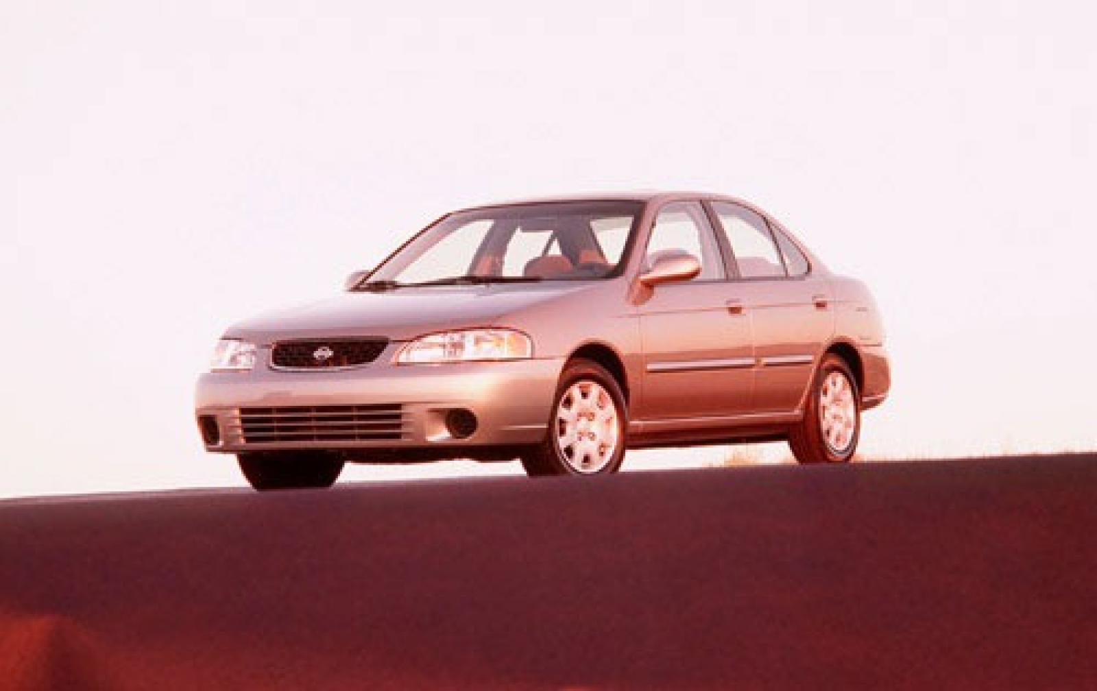 2003 nissan sentra information and photos zombiedrive. Black Bedroom Furniture Sets. Home Design Ideas