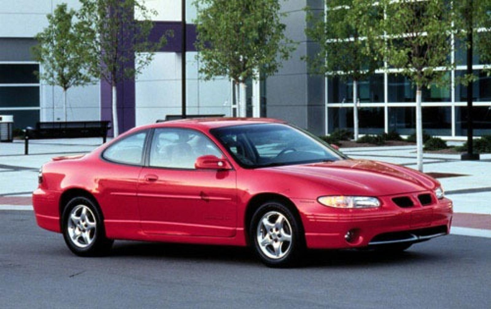 2000 pontiac grand prix information and photos zombiedrive. Black Bedroom Furniture Sets. Home Design Ideas