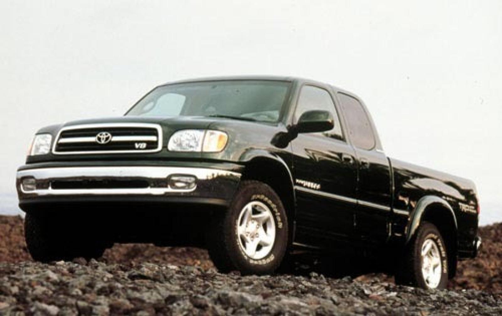 2001 Toyota Tundra 2