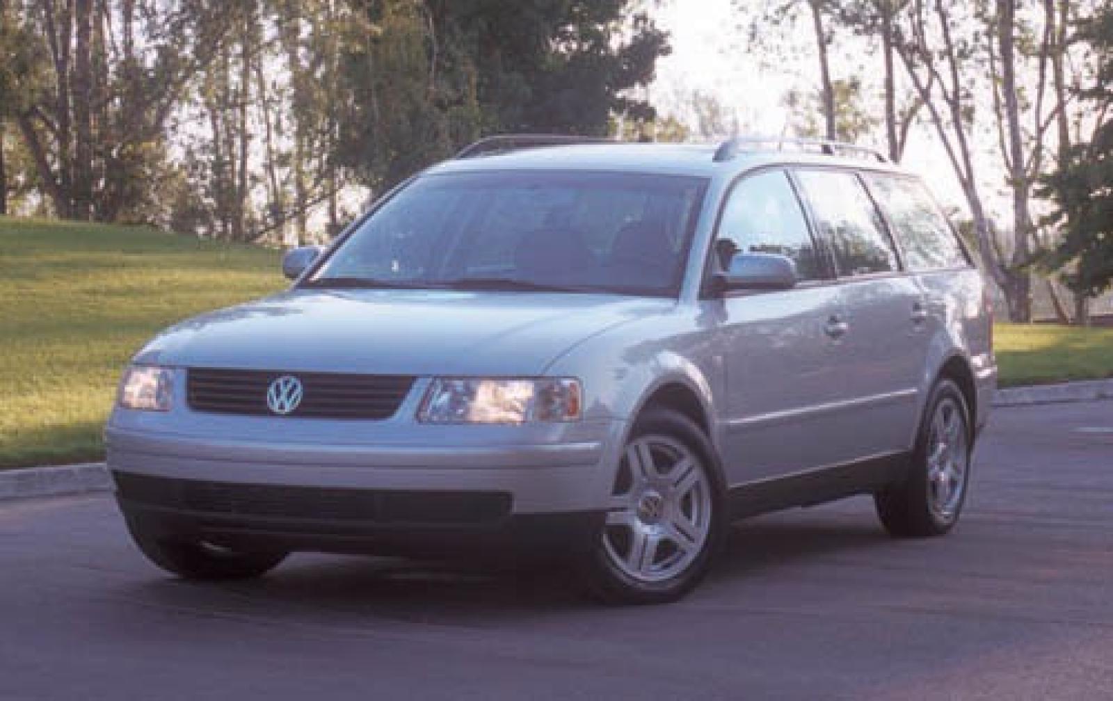 All Types passat 2000 : 2000 Volkswagen Passat - Information and photos - ZombieDrive