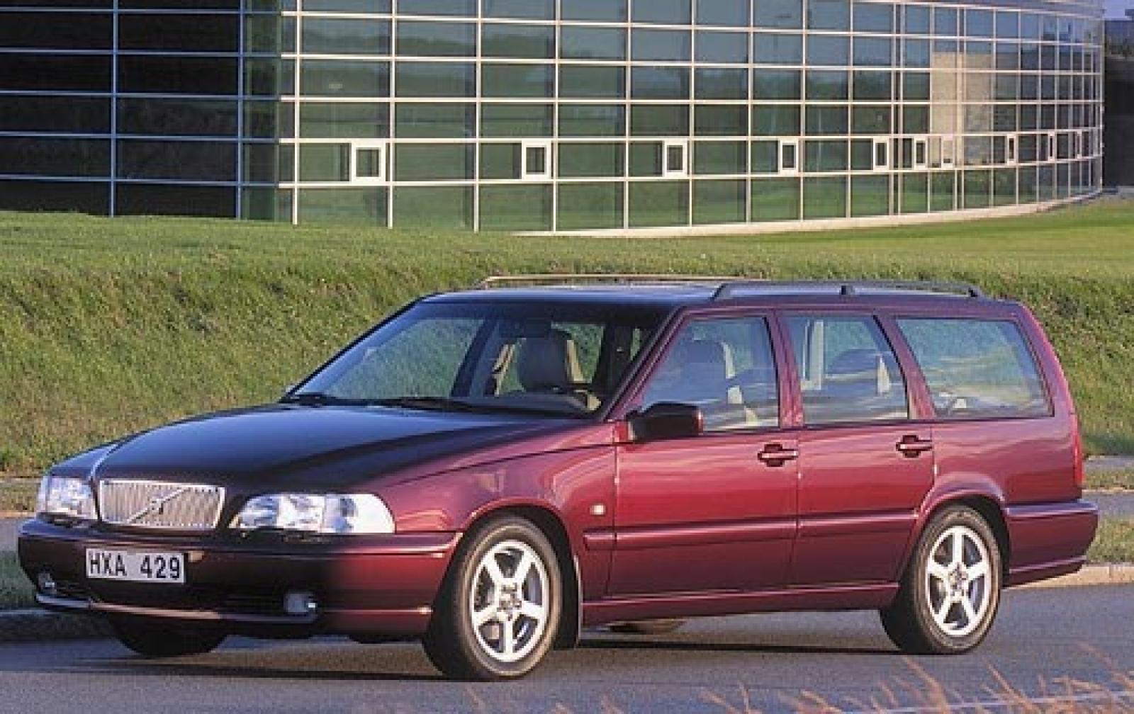 2000 volvo turbo wagon r