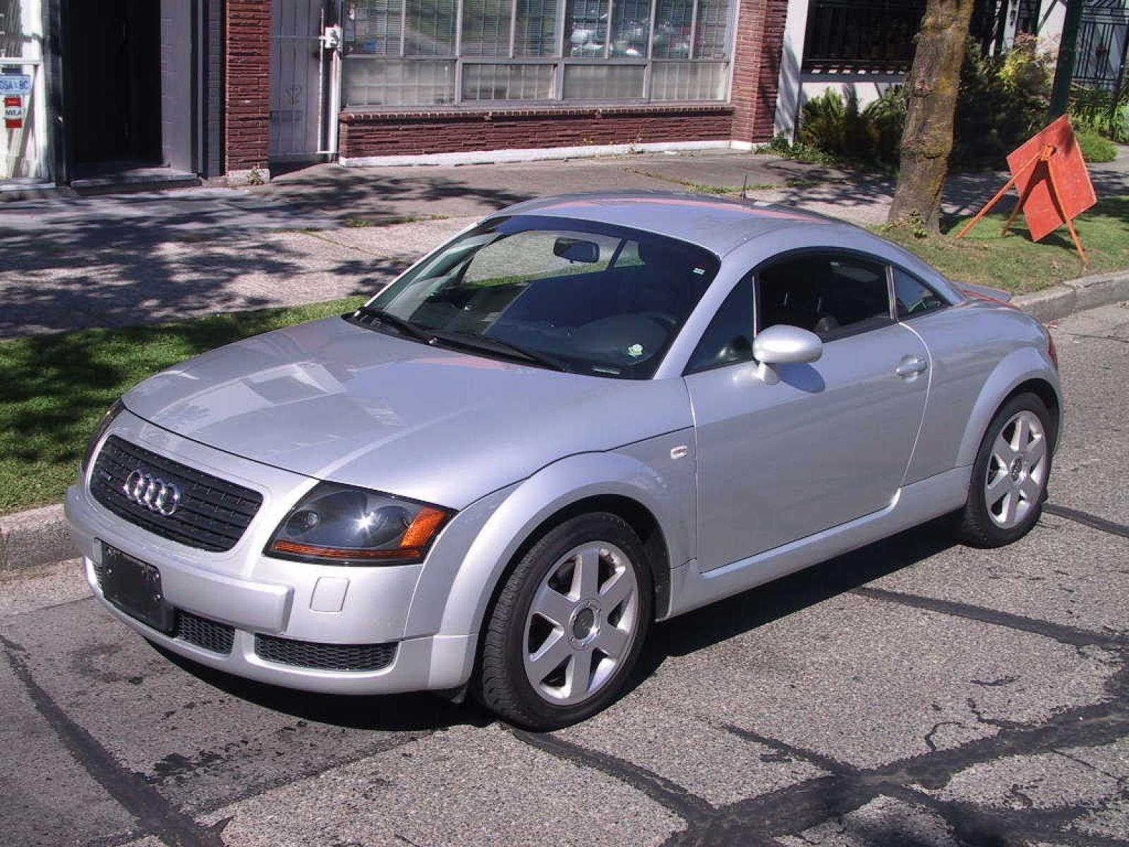 Audi TT Information And Photos ZombieDrive - 2001 audi tt quattro