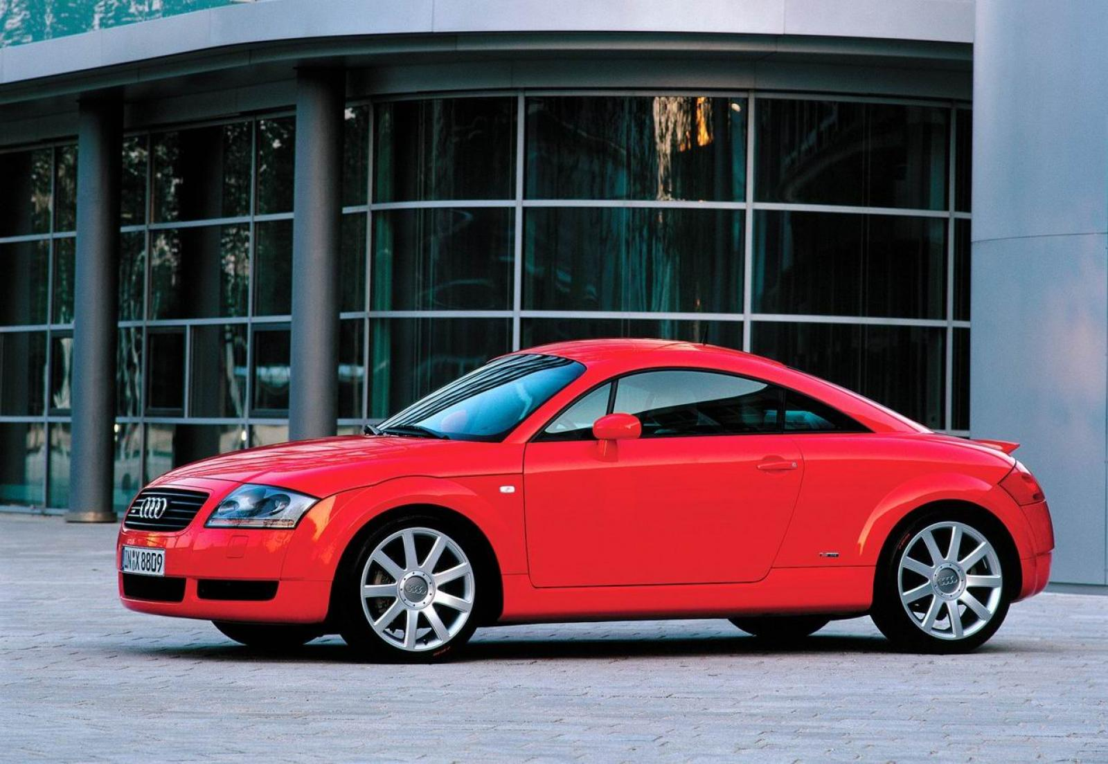 2001 audi tt - information and photos - zombiedrive