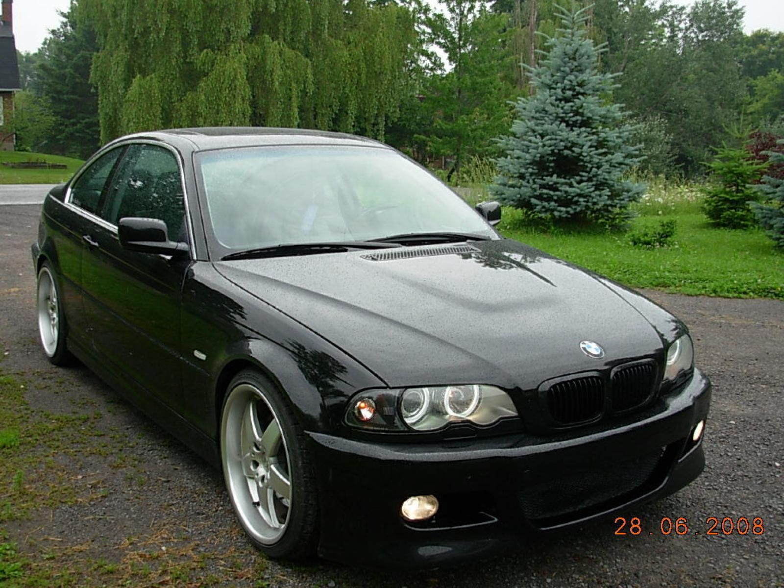 2001 Bmw 3 Series Information And Photos Zomb Drive