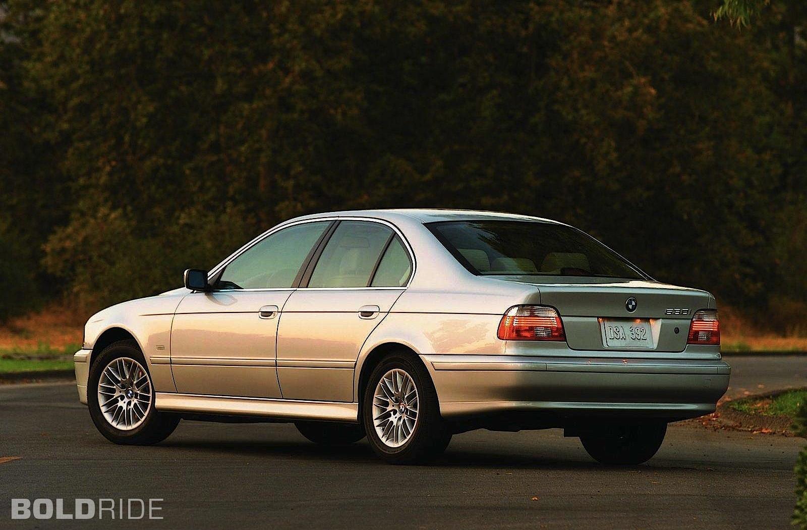 2001 BMW 525I >> 2001 BMW 5 Series - Information and photos - ZombieDrive