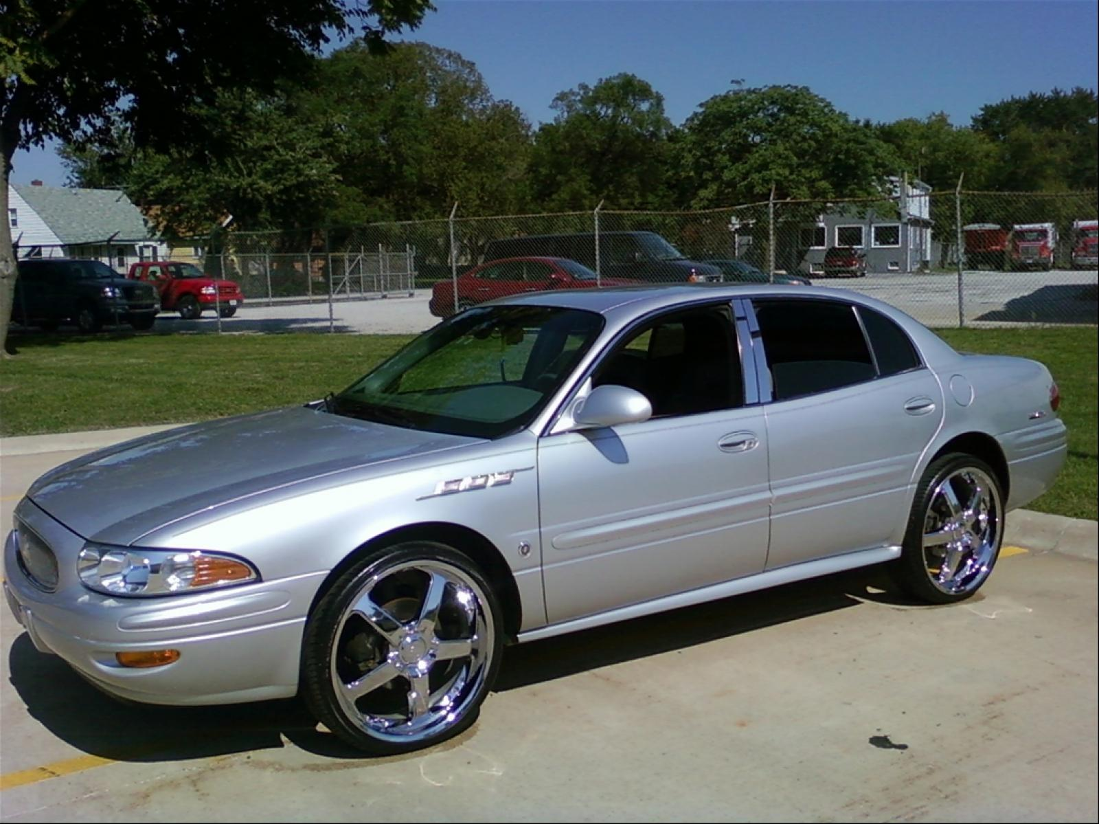 2001 Buick Lesabre Information And Photos Zombiedrive