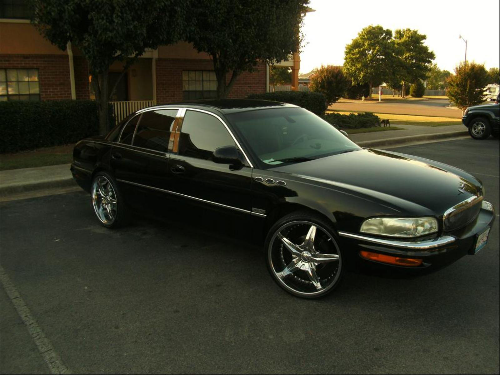 2001 Buick Park Avenue - Information and photos - ZombieDrive
