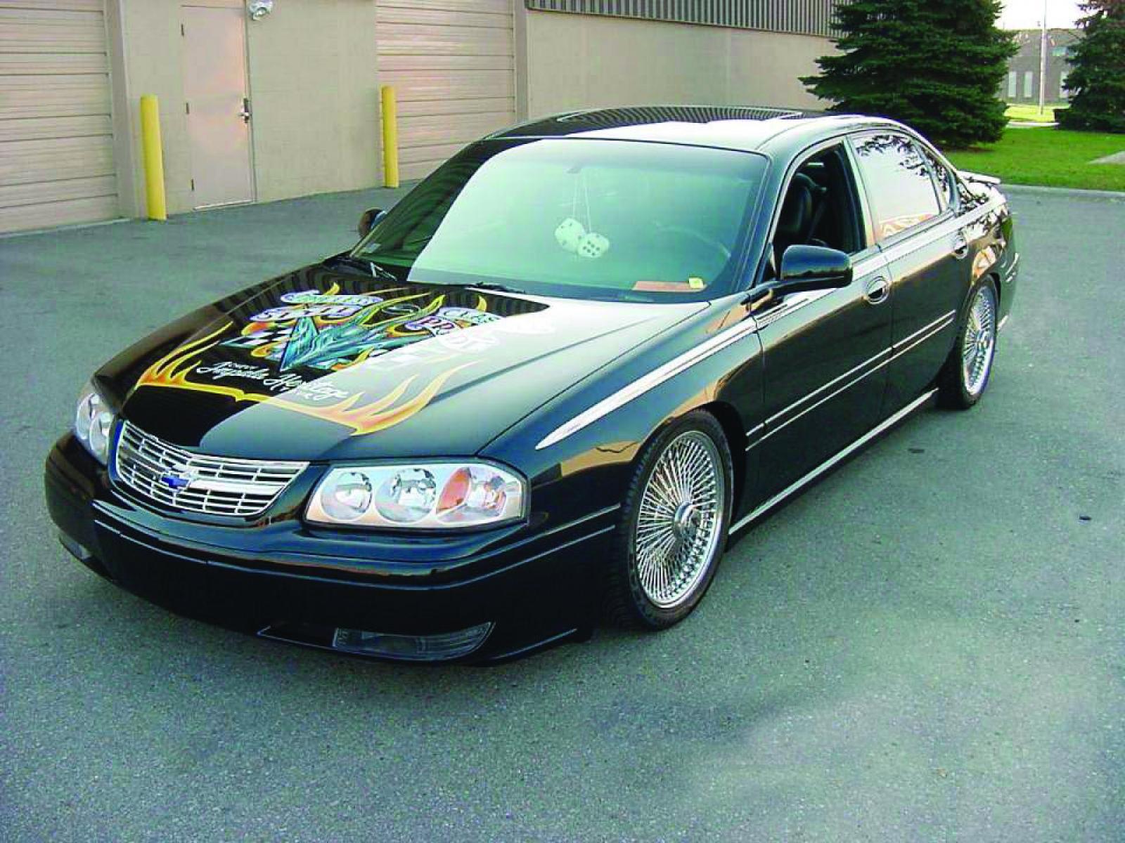 2001 Chevrolet Impala #10 Chevrolet Impala #10 800 1024 1280 1600 origin ...