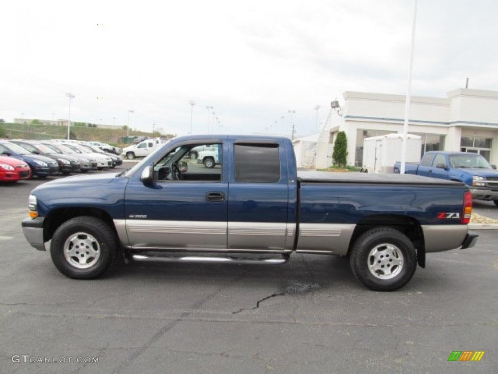2001 chevrolet silverado 1500 information and photos zombiedrive. Cars Review. Best American Auto & Cars Review