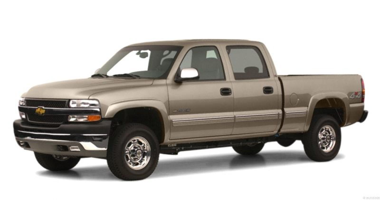 2001 Chevrolet Silverado 2500HD - Information and photos - ZombieDrive