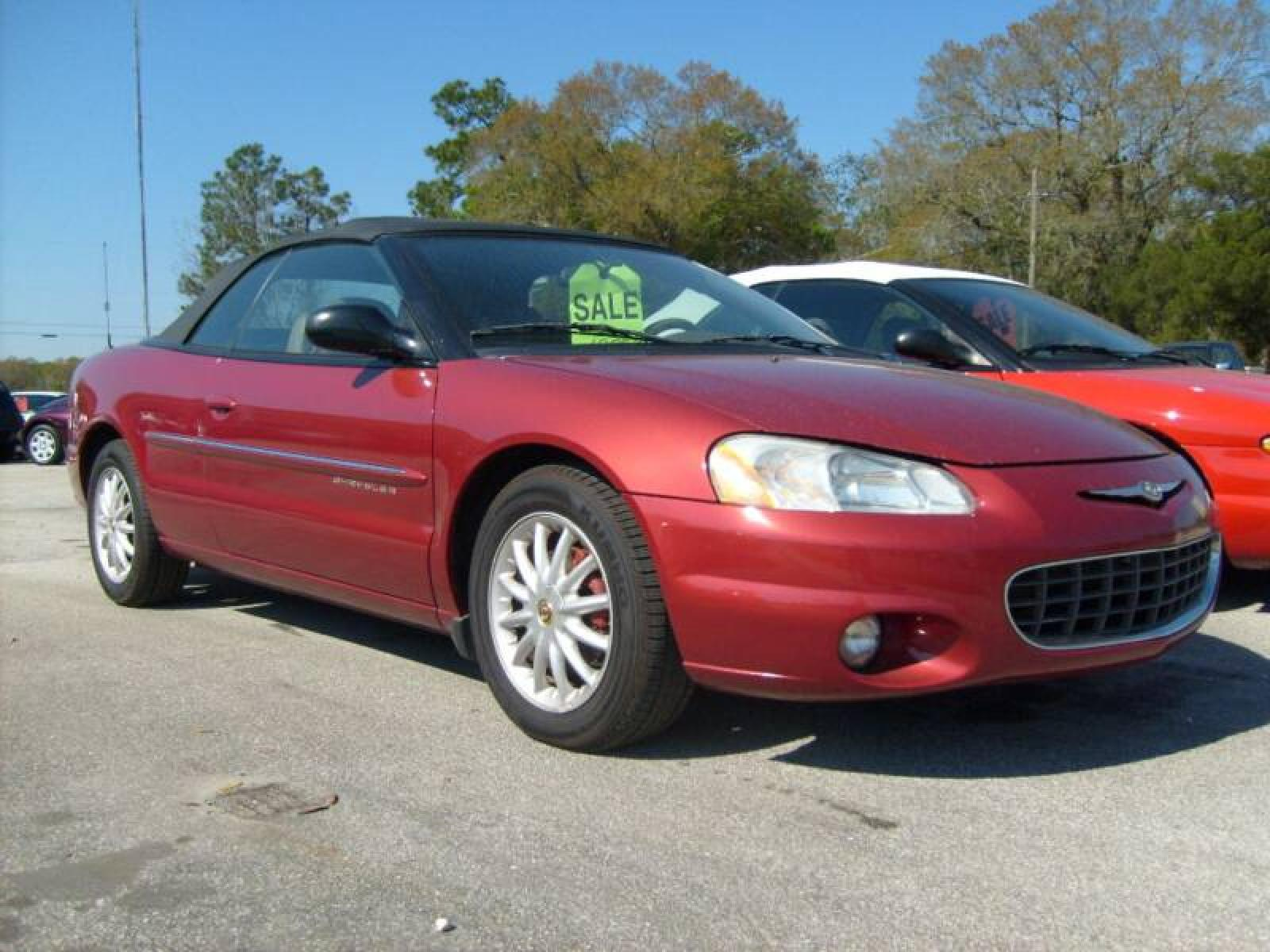 2001 Chrysler Sebring #11 Chrysler Sebring #11 800 1024 1280 1600 origin ...