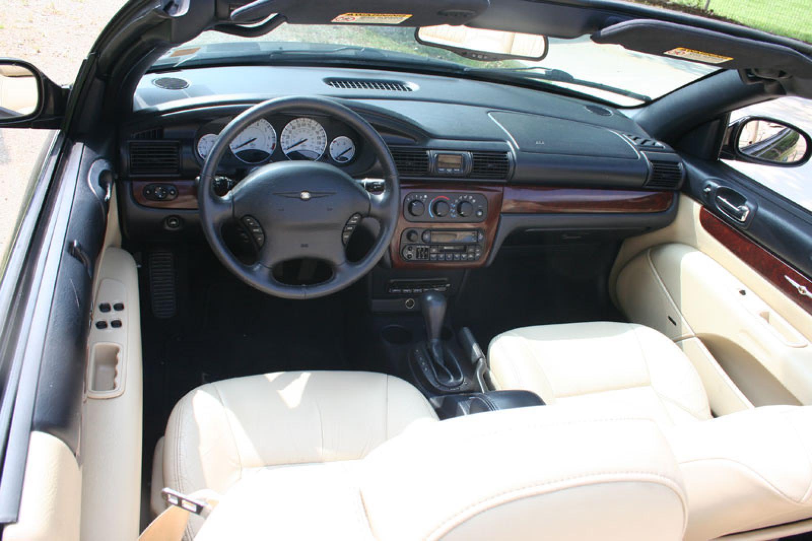 2001 Chrysler Sebring #1 800 1024 1280 1600 origin