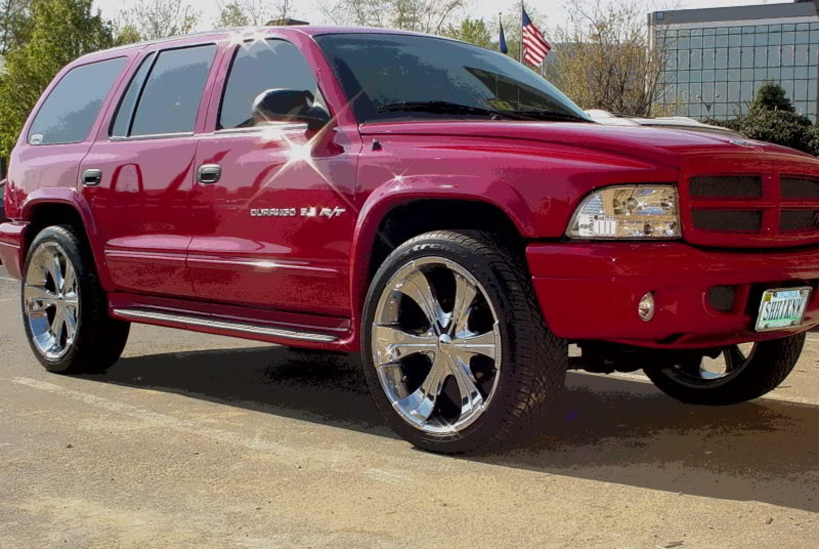 2001 Dodge Durango - Information and photos - ZombieDrive