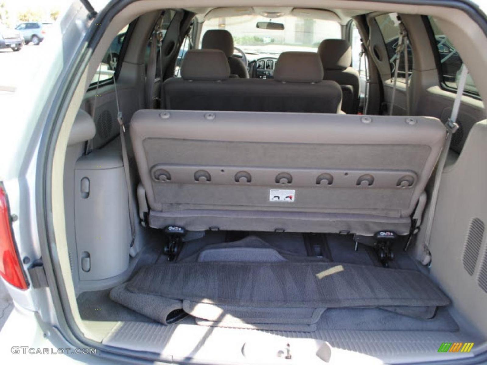 2001 Dodge Grand Caravan  Information and photos  ZombieDrive