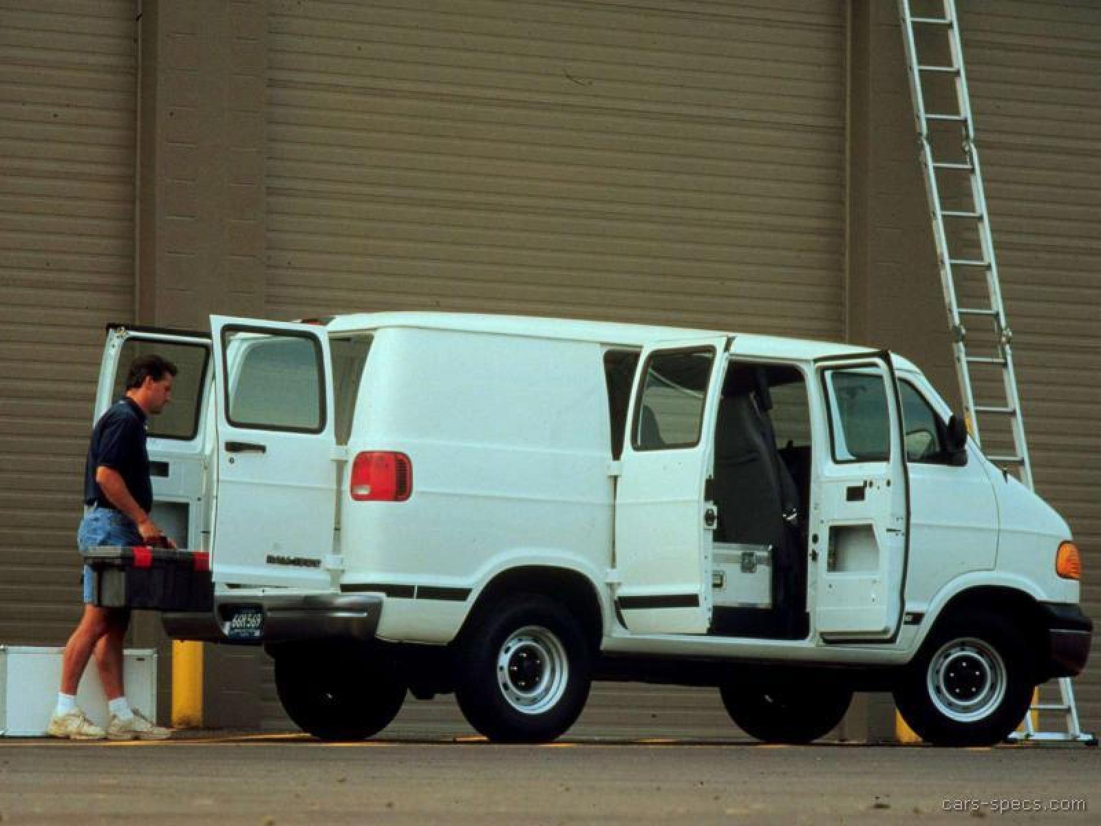 2001 Dodge Ram Cargo 13