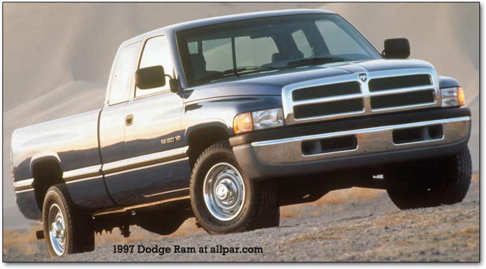 Dodge Ram Pickup on 1999 Dodge Truck Wiring Diagram