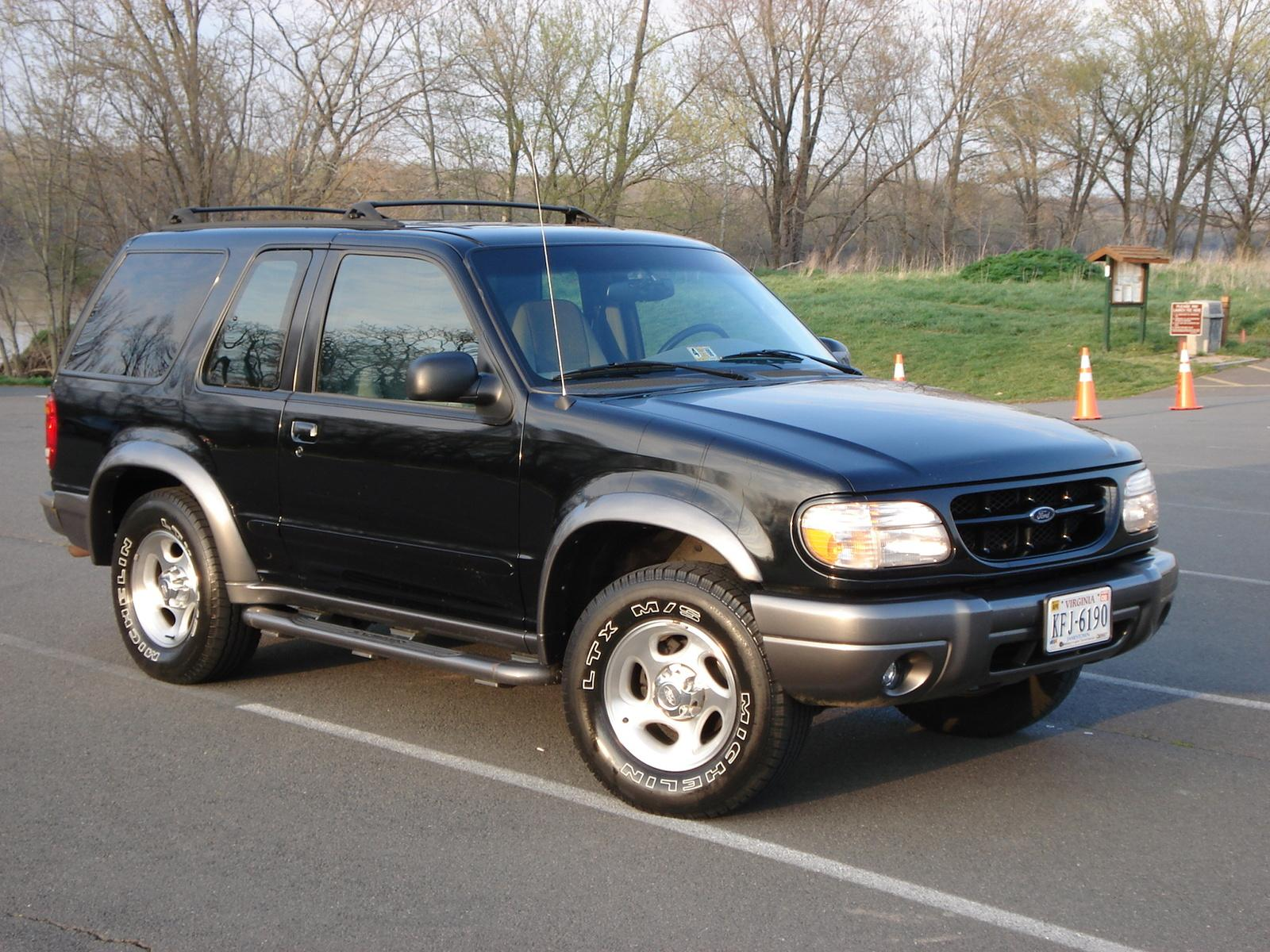2001 ford explorer sport information and photos zombiedrive. Cars Review. Best American Auto & Cars Review