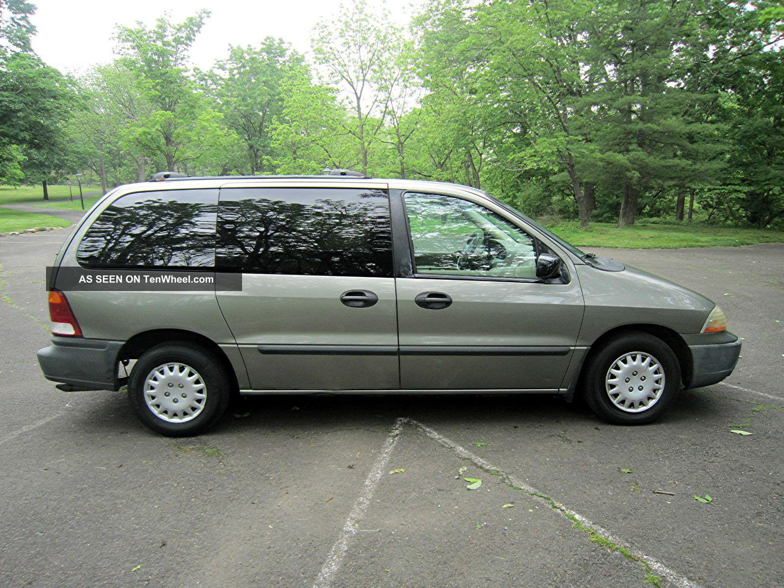 2001 ford windstar information and photos zombiedrive. Black Bedroom Furniture Sets. Home Design Ideas