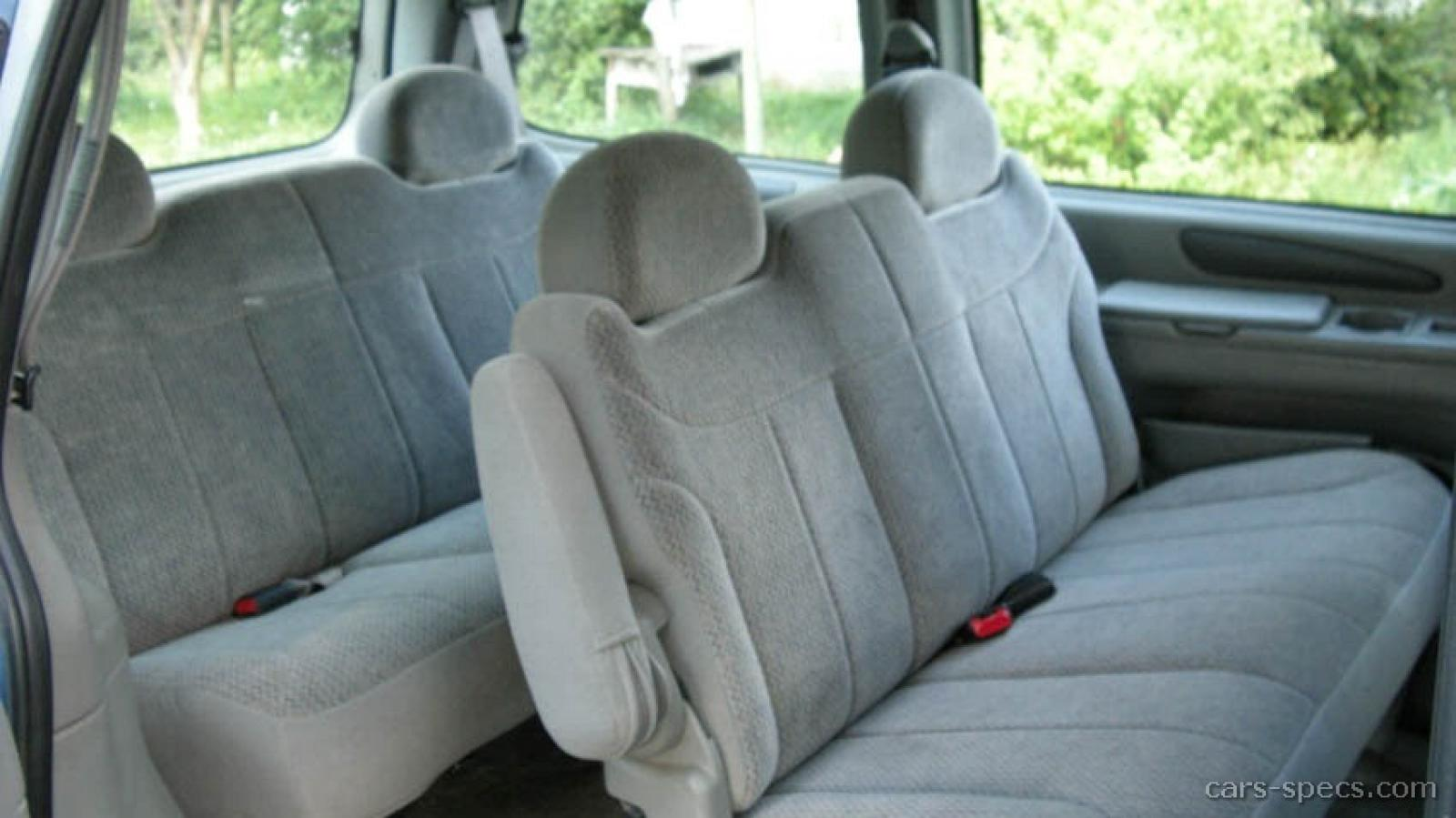 2001 Ford Windstar Cargo  Information and photos  ZombieDrive